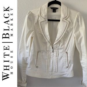 EUC WHBM Fitted Jacket